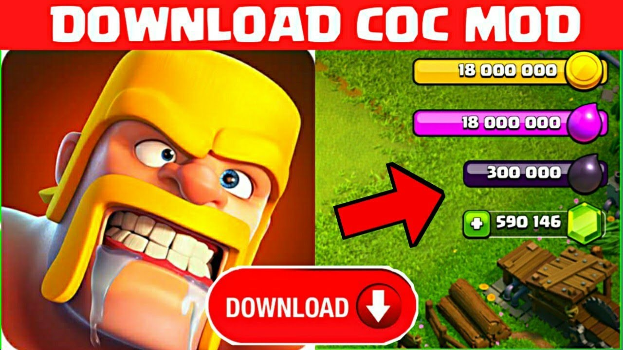 download coc mod