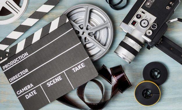 cara membuat daftar pustaka dari film